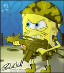 War of Spongebob