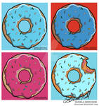 Multiple donuts
