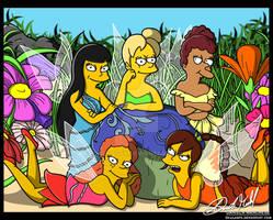 Simpson Fairies