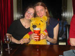 beer, bear and friends