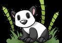 PANDA POWER by OkapiCrazed