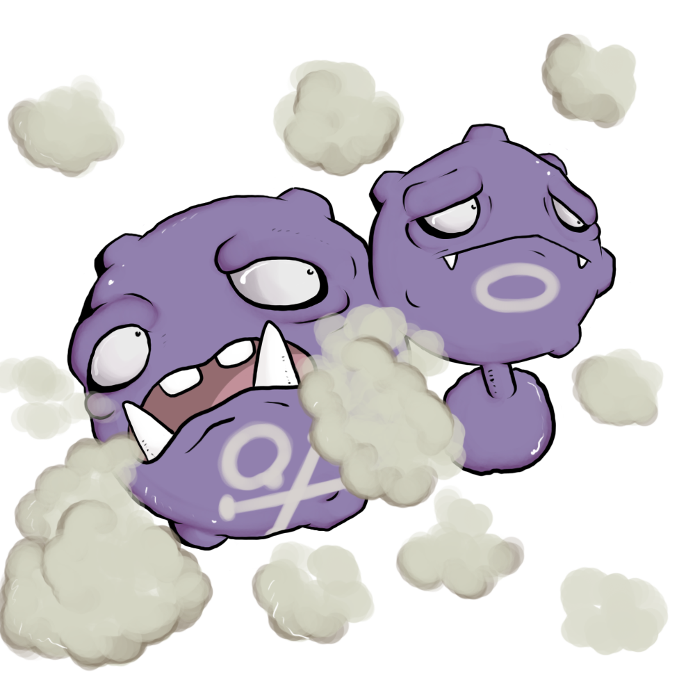 Displaying 15> Images For - Koffing Pokemon...