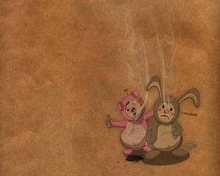 bunny - repuked. by buka69