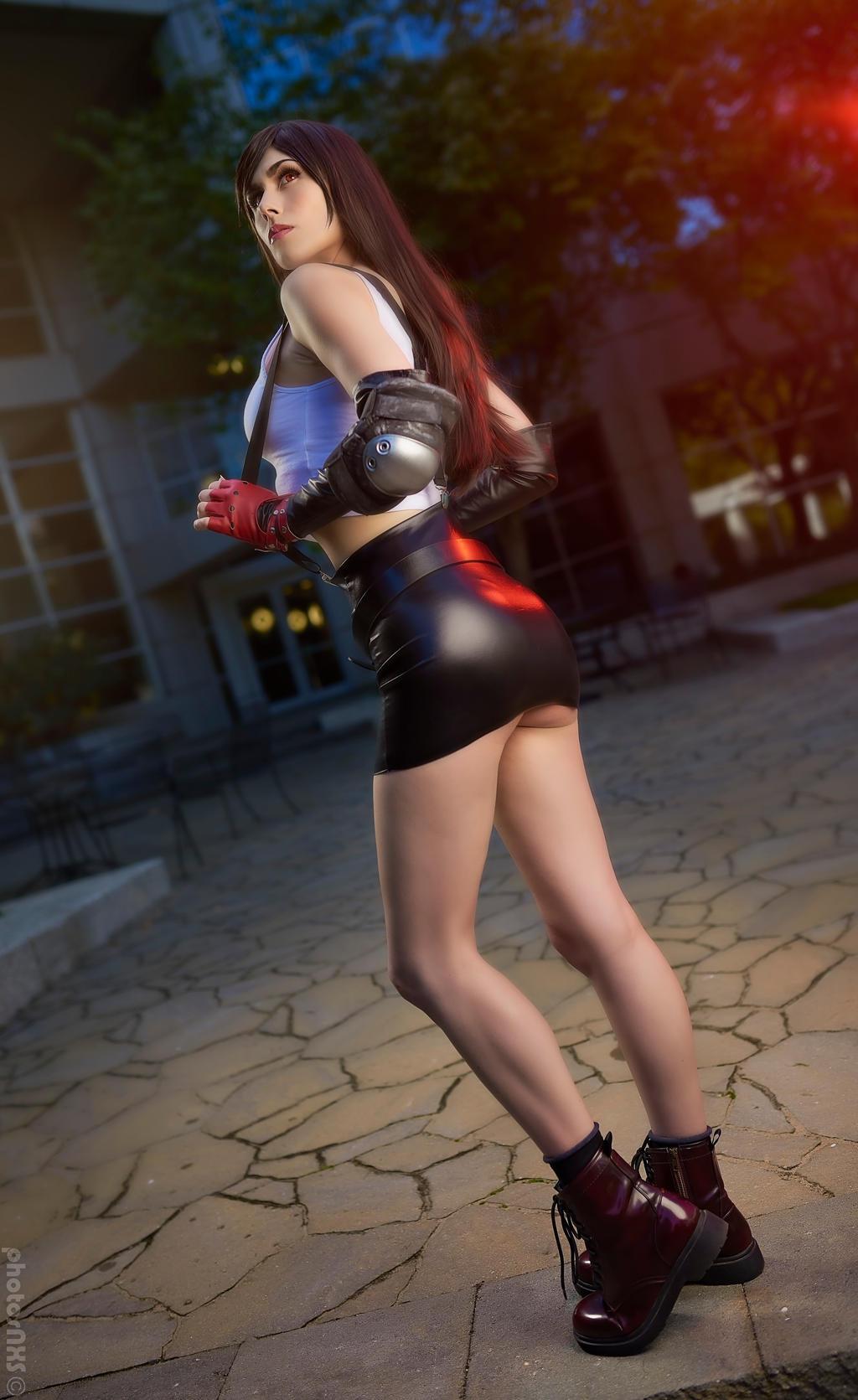 Final Fantasy VII: Tifa Lockhart VII