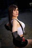 Final Fantasy VII: Tifa Lockhart IX by hibiscus-sama