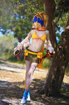 Final Fantasy X-2: Rikku Cosplay