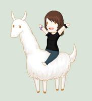 Llama ID by firelover99