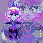 ADOPT: OPEN // Astronaut Princess / YouTube TH by retroolka