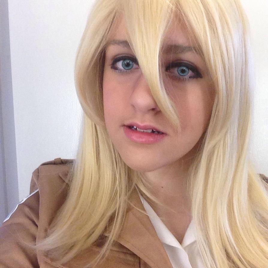 Christa renz selfie by MiuRiko