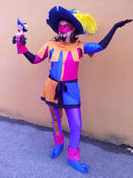 Clopin Cosplay by giulal