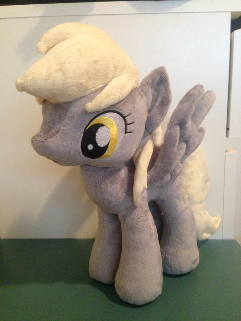 [For Sale] Darling ditzy Derpy doo by Lykaios-Avery