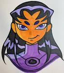 Blackfire : Teen Titans