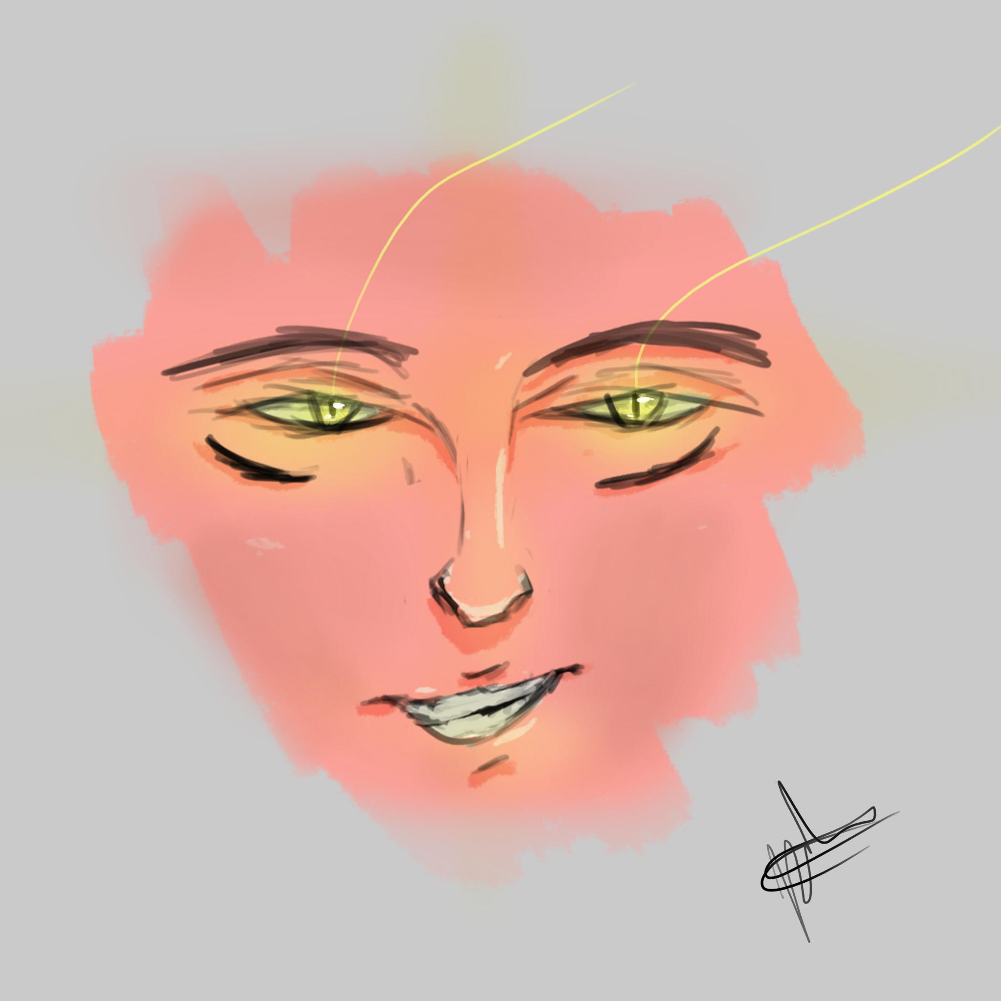 Color Practice Doodle by desertpunk12