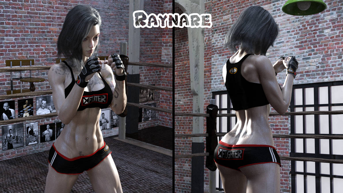 Raynare The Nutcracker Come To The Girl Fight Club
