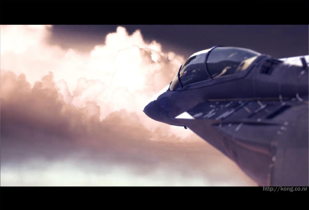 AirBorn F15 by kfc79