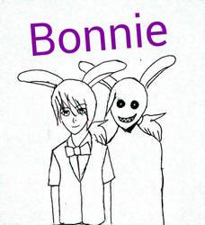 Bonnie - FNAF  by KuroKumaa