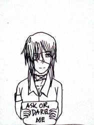 Ask Or Dare Me..?? by KuroKumaa