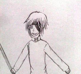 Who want killing spree with me ? (Creepypasta OC) by KuroKumaa