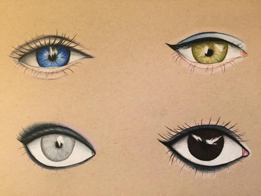 Eye study by corinwebb