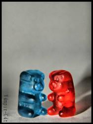 Gummy Bear by V4mpir-C4t