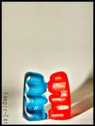Gummy Bear 2 by V4mpir-C4t
