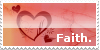 Stamp: Faith by Rhababera