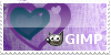 Stamp: GIMP by Rhababera