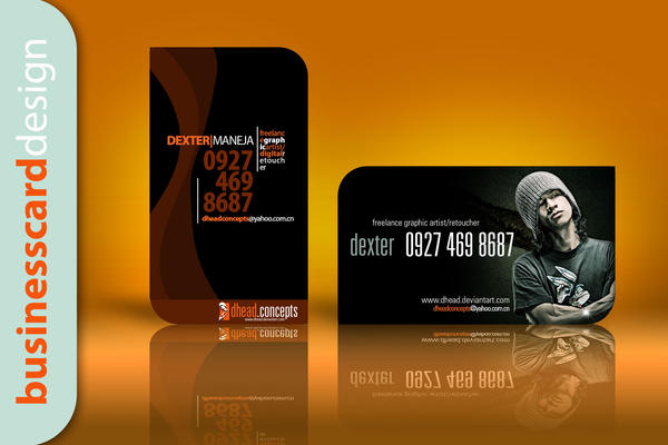 MyBusinessCard by dhead