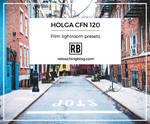 38 Film Lightroom Presets | Holga CFN 120
