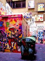 Graffiti by EvieLevens