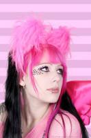 Pink leopard by hoschie