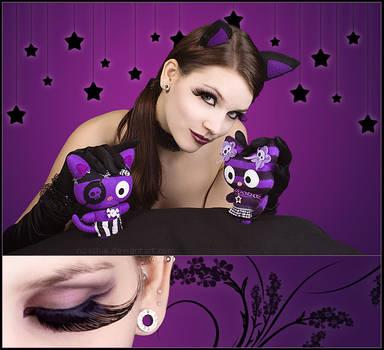 Pure purple V2