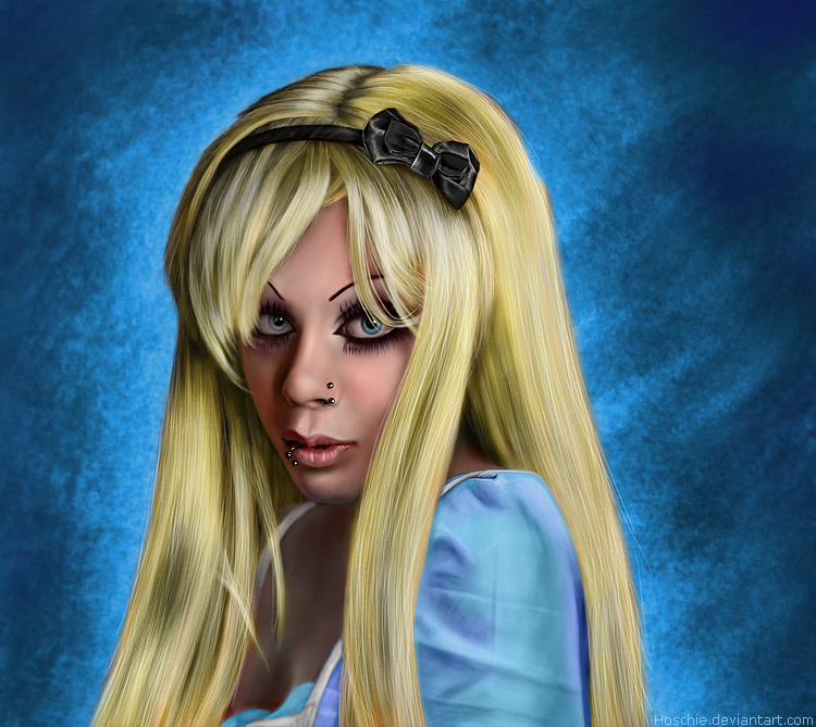 Alice overdose by hoschie