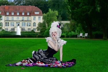 Marie Antoinette by hoschie