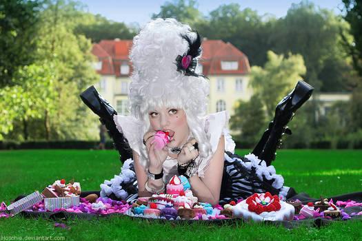 Marie Antoinette 3 by hoschie