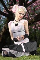 Blossom girl by hoschie