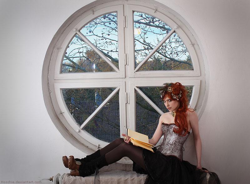 The window by hoschie