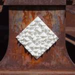 Monochromeandminimal Urban Art Installation