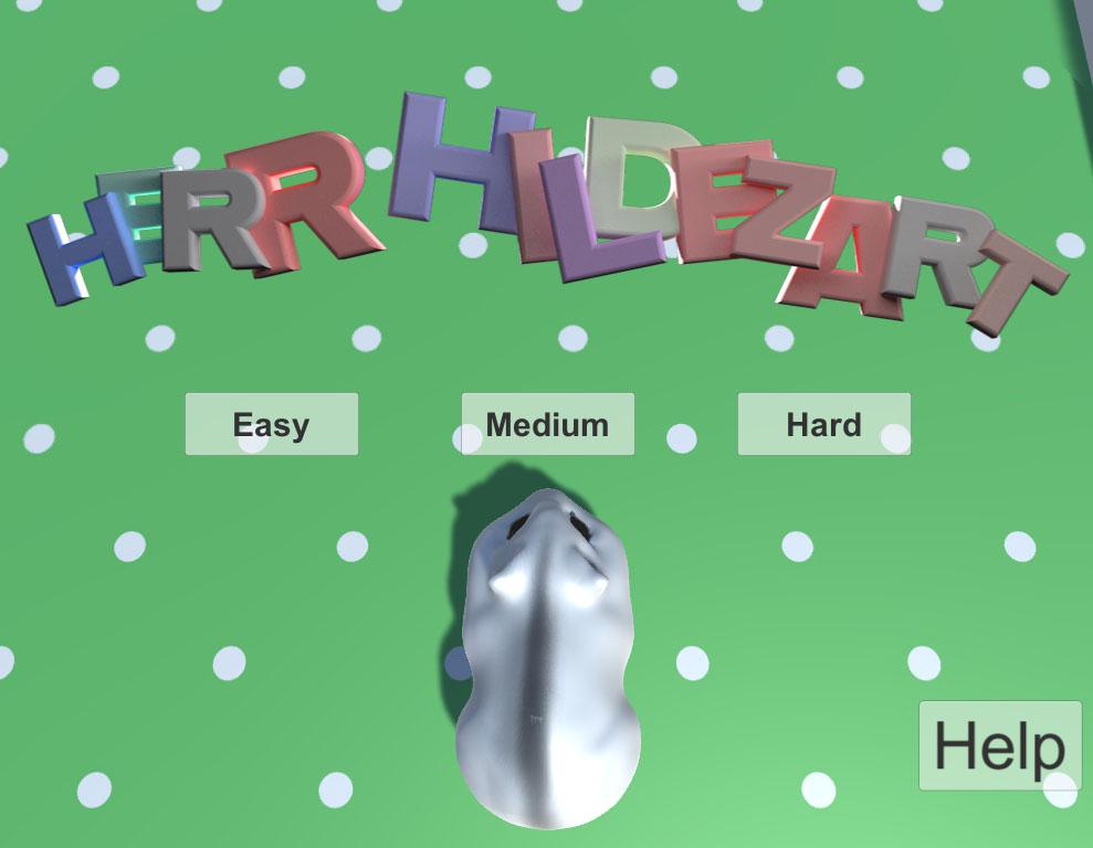 Herr  Hildezart - The Game 2020