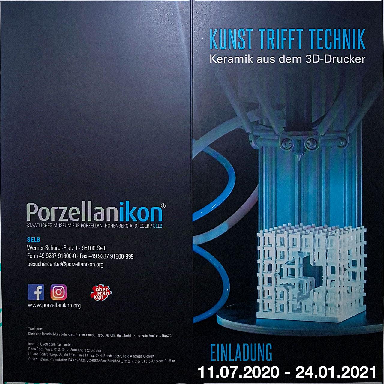 Kunst Trifft Technik exhibition with my sculptures