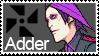 Adder Stamp by Drick96