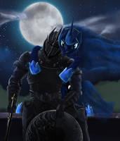 Lunar Guardsman Incomplete by Crimshak