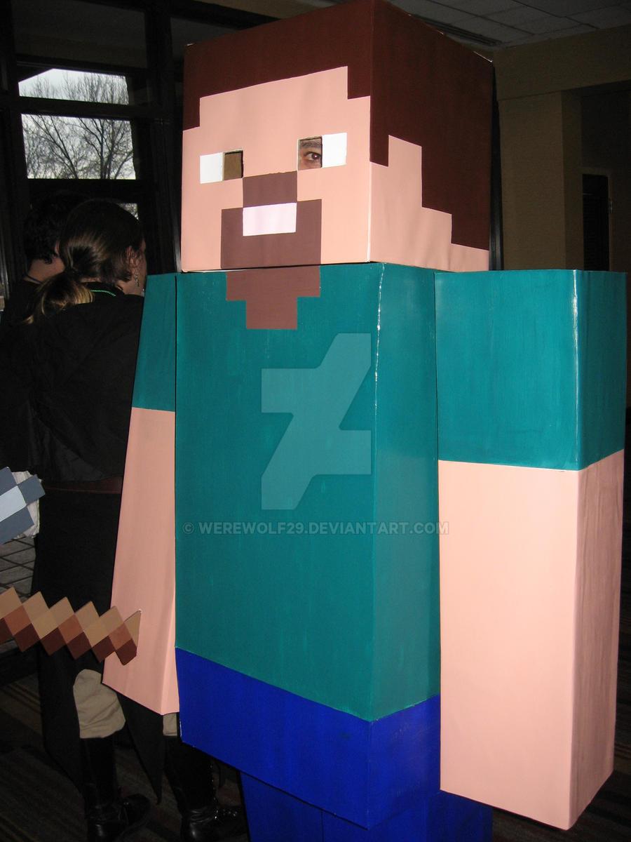 Minecraft by werewolf29
