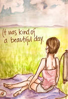 It was kind of a beautiful day by oxyderces