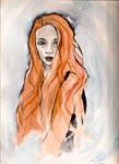 Sansa Doodle
