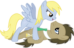 Derpy X Whooves