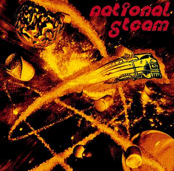National Steam 1997 CD on Eternity's Jest label