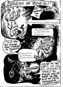 'Historien om Trylle-Ali' published in ASYL 1 2012