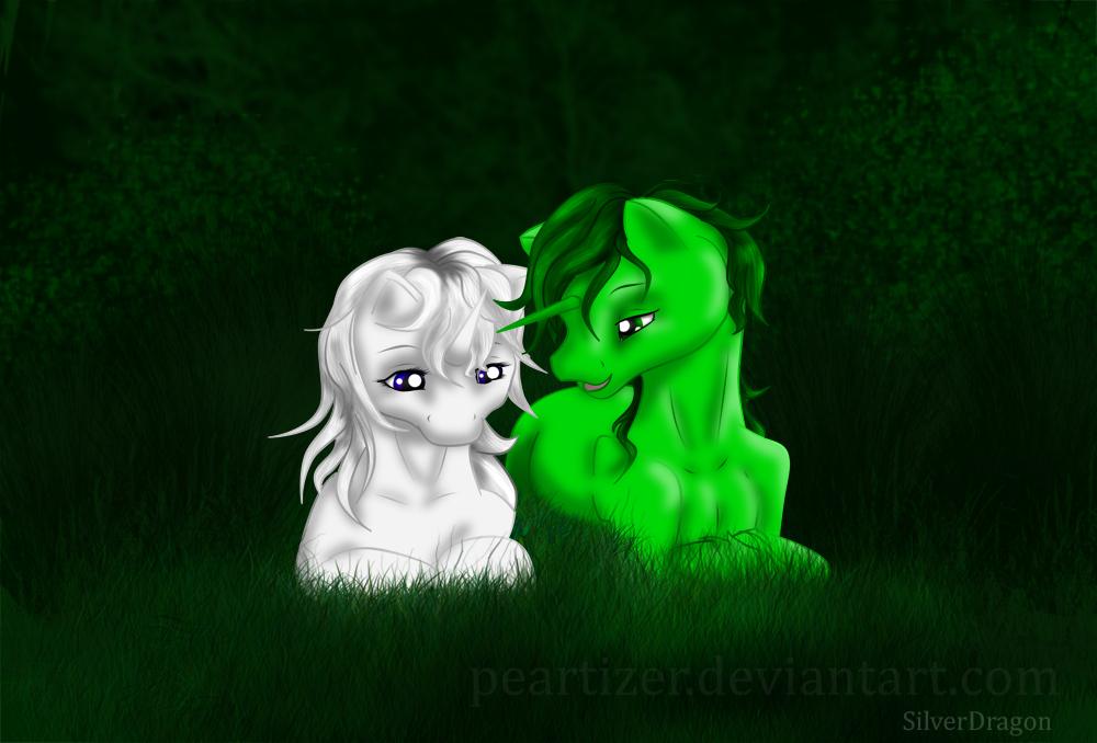 Lucky's Little Secret by PearTizer