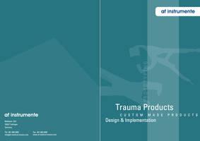 Brochure design Cover design 1 by mefisto-design